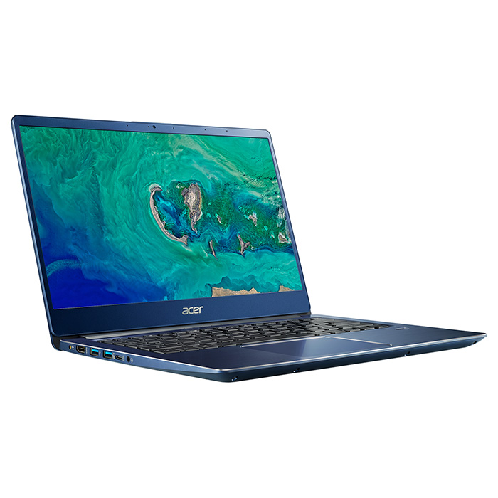 Ноутбук ACER Swift 3 SF314-56-76G5 Stellar Blue (NX.H4EEU.030)