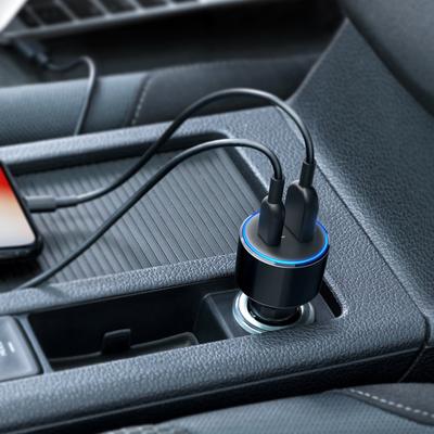 Автомобильное зарядное устройство ANKER PowerDrive II (A2229H12)