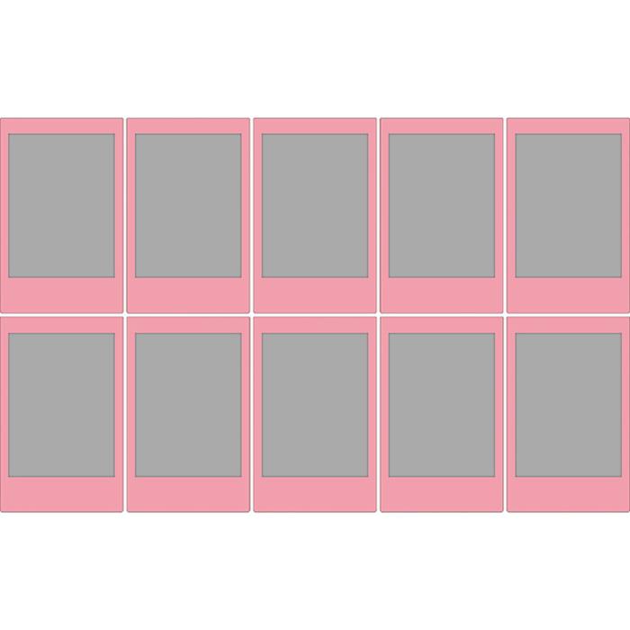 Папір для камер миттєвого друку FUJIFILM Instax Mini Pink Lemonade 10шт (16581836)