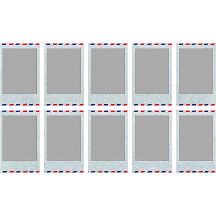 Папір для камер миттєвого друку FUJIFILM Instax Mini Airmail 10шт (16432657)
