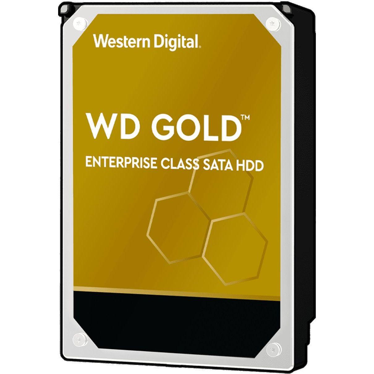 """Жёсткий диск 3.5"""" WD Gold 8TB SATA/256MB (WD8004FRYZ)"""