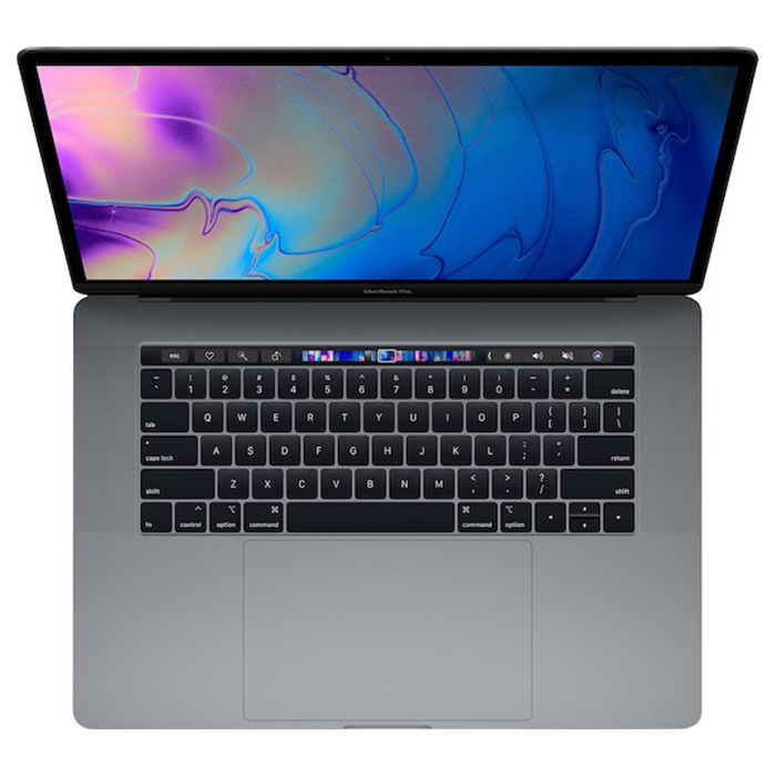 "Ноутбук APPLE A1990 MacBook Pro 15"" Touch Bar Space Gray (Z0WW000SL)"