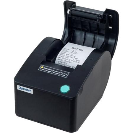 Принтер чеків XPRINTER XP-C58E USB/LAN