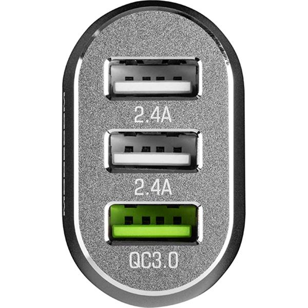 Автомобильное зарядное устройство MODECOM MC-CU3-05
