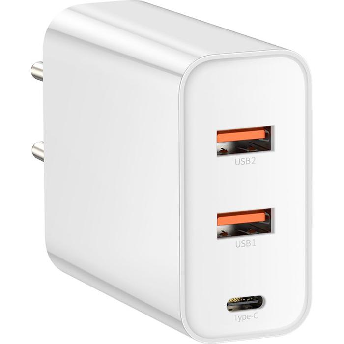 Зарядное устройство BASEUS Speed PPS 60W White (CCFS-G02)