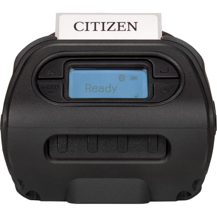 Портативний принтер етикеток CITIZEN CMP-25L USB/COM/BT (CMP25BUXZL)
