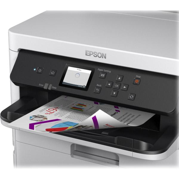 Принтер EPSON WorkForce Pro WF-C529RDW + extra tray (C11CG79401BU)