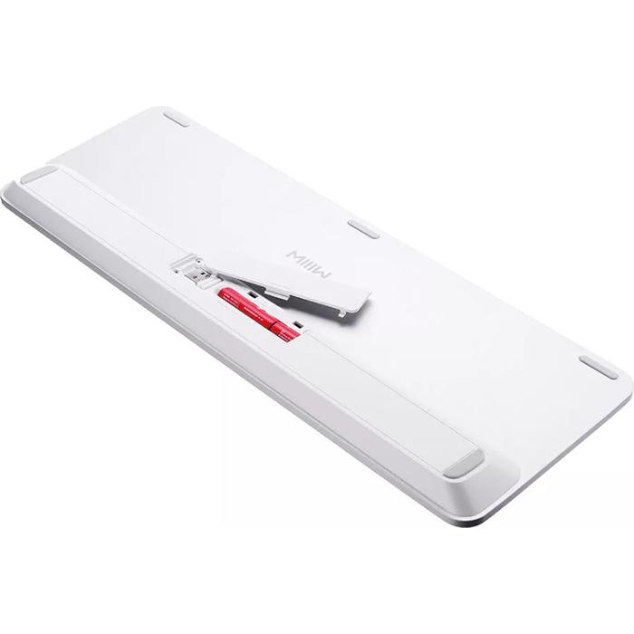 Клавіатура бездротова XIAOMI MIIIW Dual Mode Keyboard (MWBK01)