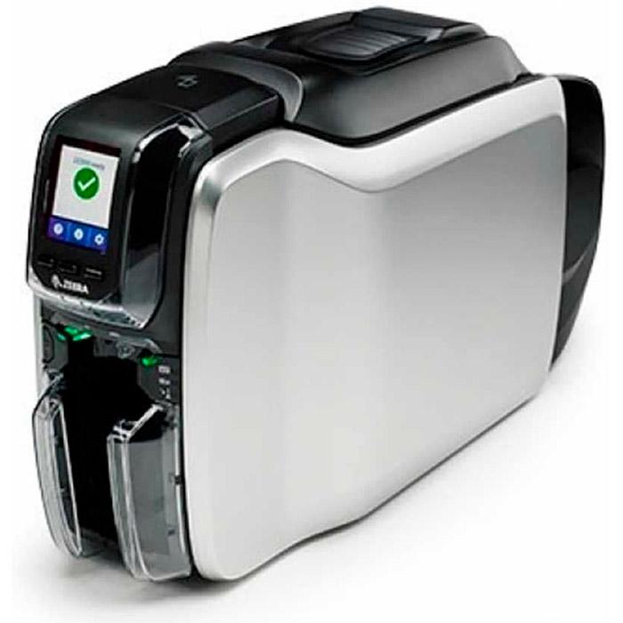 Принтер для друку на пластикових картах ZEBRA ZC300 1-side (ZC31-000C000EM00)