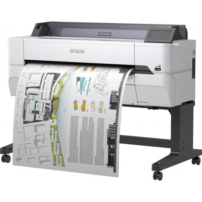 """Широкоформатний принтер 36"""" EPSON SureColor SC-T5400 (C11CF86301A0)"""