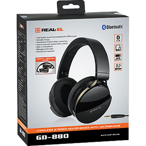 Наушники REAL-EL GD-880