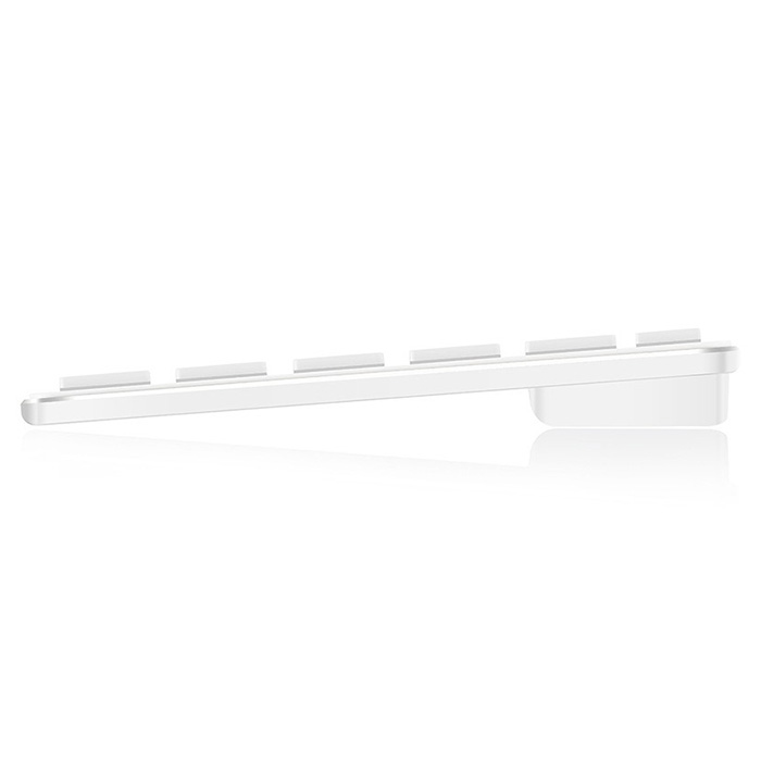 Клавіатура бездротова RAPOO E6700 White