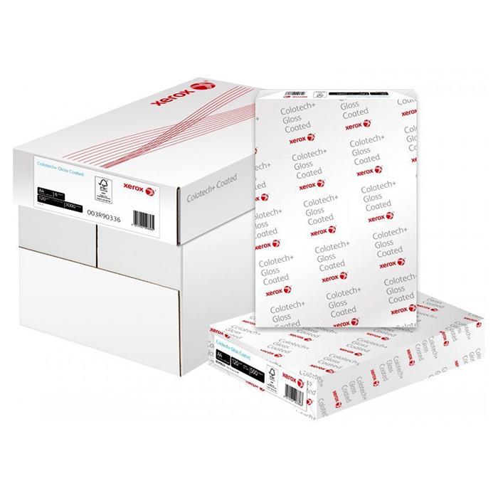 Папір двосторонній XEROX Colotech+ Gloss Coated A4 120г/м² 500л (003R90336)