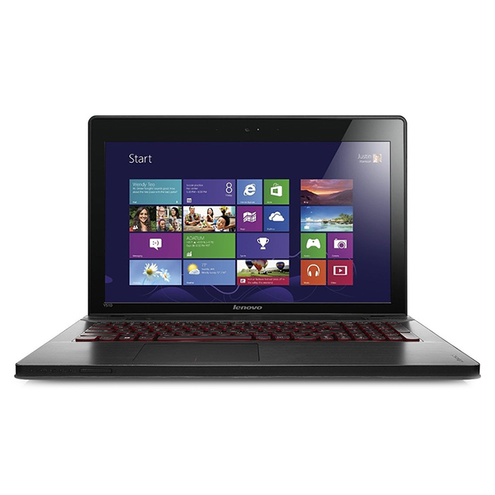 Ноутбук LENOVO IdeaPad Y510p Black (59-407207)