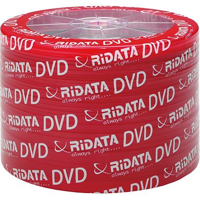 DVD-R RIDATA 4.7GB 16x 50pcs/wrap (907WEDRRDA092)