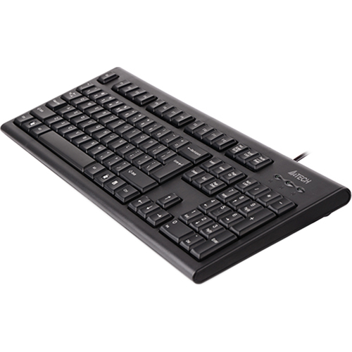 Клавіатура A4TECH KRS-85 Natural-A USB Black