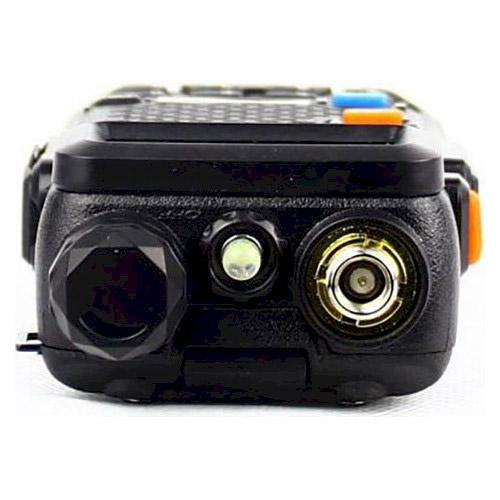 Набор раций BAOFENG UV-5RHC Tactical Black 2-pack