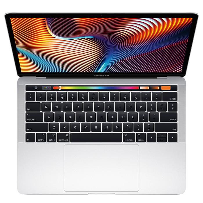 "Ноутбук APPLE A1989 MacBook Pro 13"" Touch Bar Silver (MV9A2RU/A)"