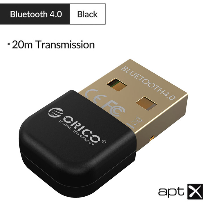 Bluetooth адаптер ORICO BTA-403 Black