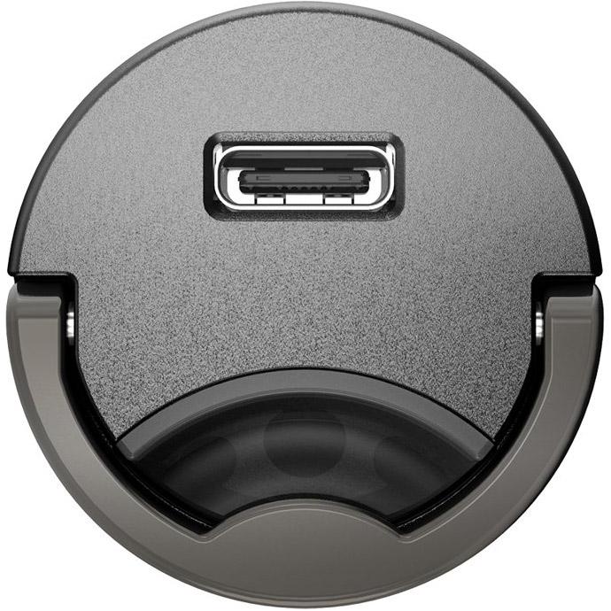 Автомобильное зарядное устройство BASEUS Tiny Star Mini PPS Car Charge Type-C Port 30W Gray (VCHX-B0G)