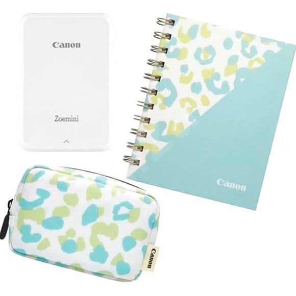 Мобільний фотопринтер CANON Zoemini PV123 Essential Kit White
