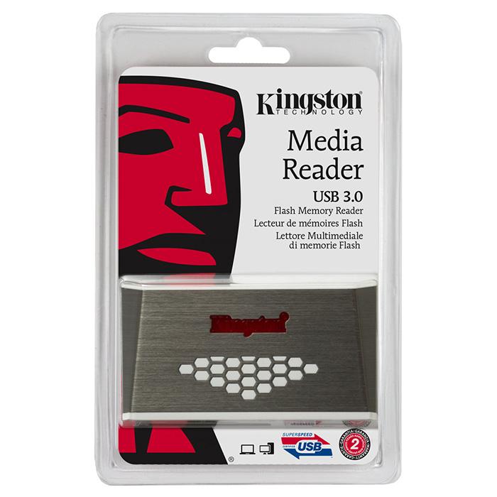 Кардридер KINGSTON FCR-HS4