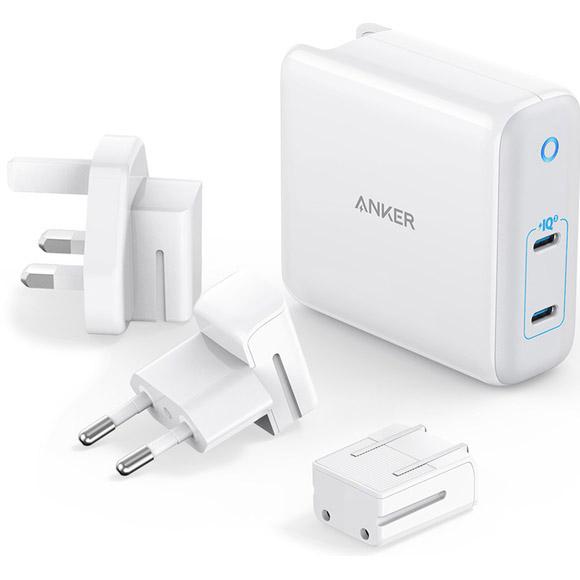 Зарядное устройство ANKER PowerPort Atom III Duo (A2629H21)