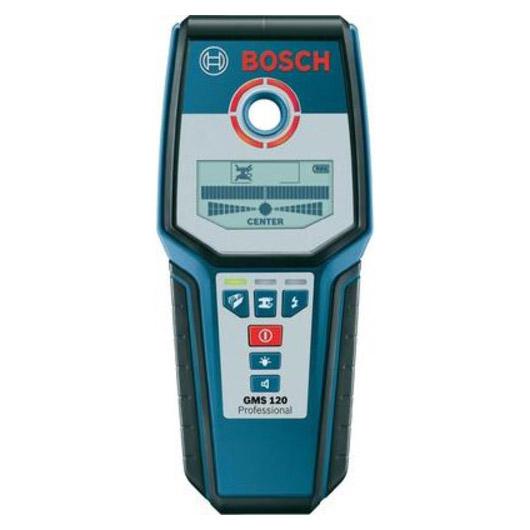 Детектор скрытой проводки BOSCH GMS 120 Professional (0.601.081.004)