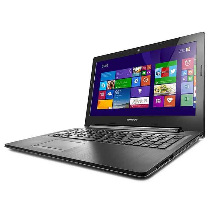 Ноутбук LENOVO G50-80 Black (80E502PTUA)