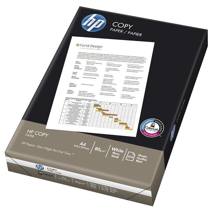 Папір HP Copy A4 80г/м² 500л (CHP910)