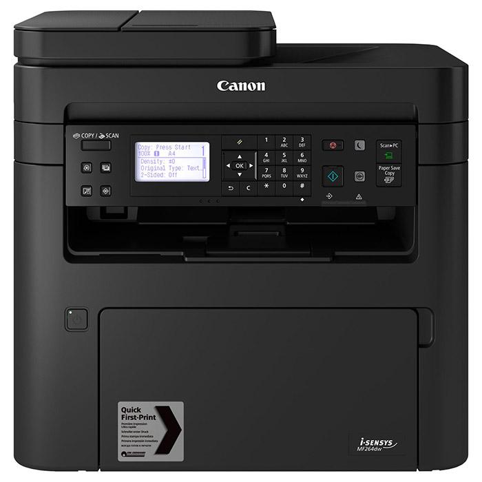 БФП CANON i-SENSYS MF264dw + картридж 051 Black (2925C016BND1)