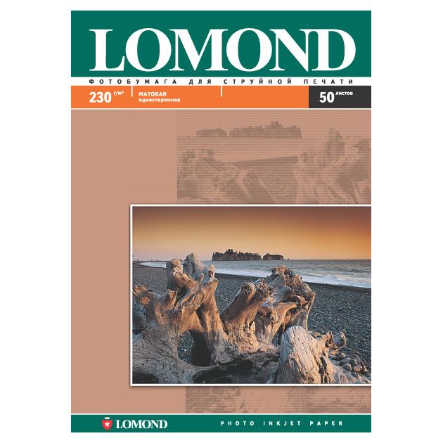 Фотопапір LOMOND A3 230г/м² 50л (0102156)