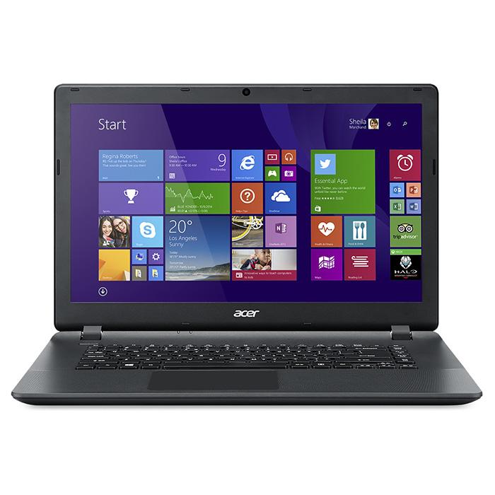 Ноутбук ACER Aspire ES1-520-398E Black (NX.G2JEU.001)