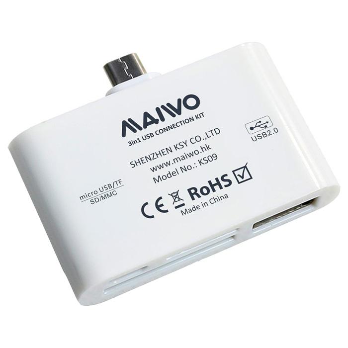 Кардридер MAIWO KS09