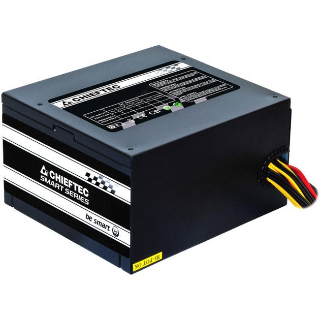 Блок питания 600W CHIEFTEC Smart GPS-600A8