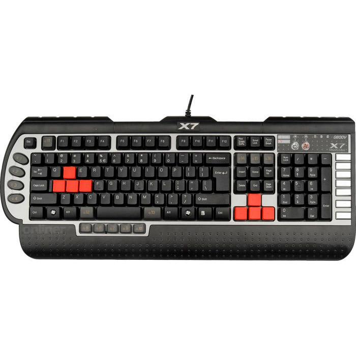 Клавіатура A4TECH X7-G800V