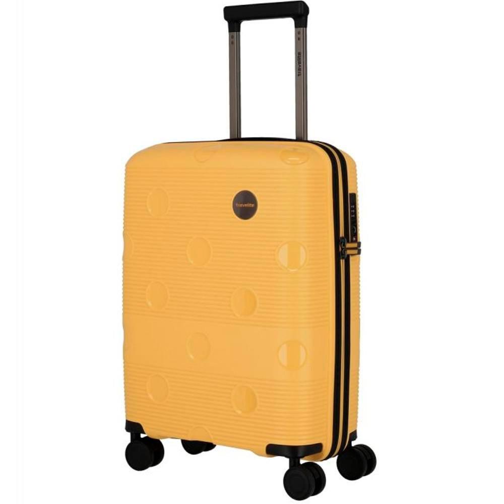 Чемодан TRAVELITE Smarty S Yellow 38л (076247-89)