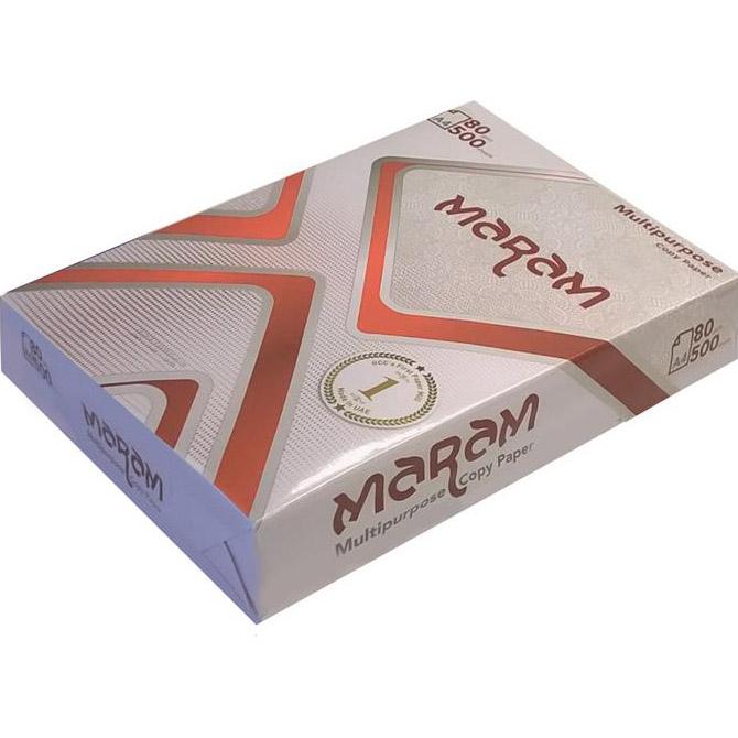 Офісний папір IPM Maram A4 80г/м² 500арк