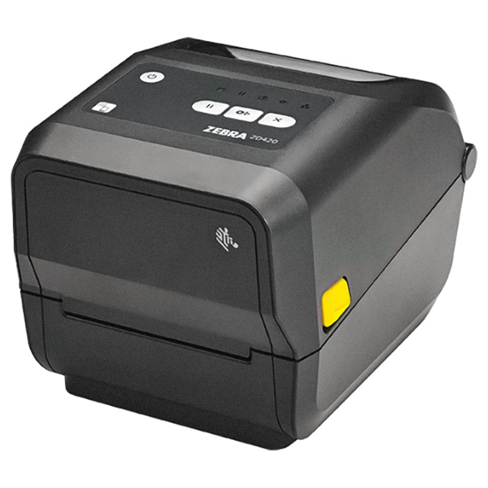 Принтер етикеток ZEBRA ZT420d (USB) (ZD42043-D0EE00EZ)