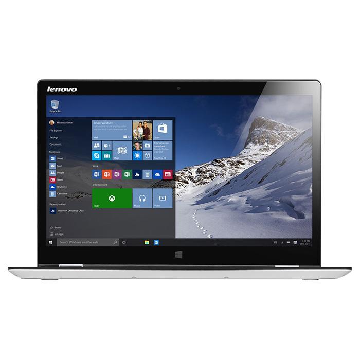 Ноутбук LENOVO Yoga 700 14 Silver (80QD0067UA)