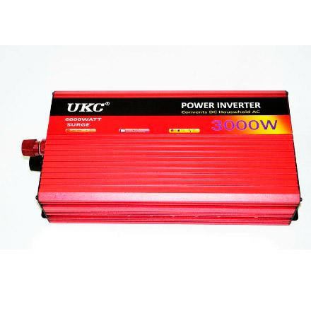 Автомобільний інвертор VOLTRONIC YT-3000W-CI12V