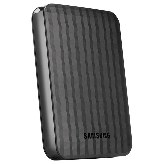 """Внешний портативный винчестер 2.5"""" SAMSUNG M3 1TB USB (HX-M101TCB)"""