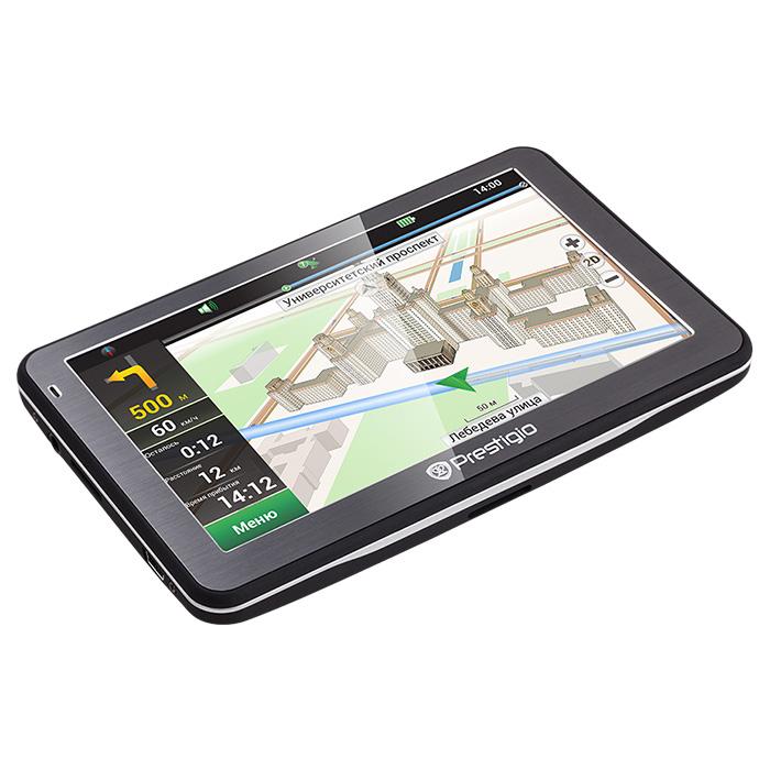 GPS навигатор PRESTIGIO GeoVision 5058 (Navitel)