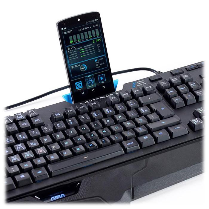 Клавіатура LOGITECH G910 Orion Spark (920-006422)