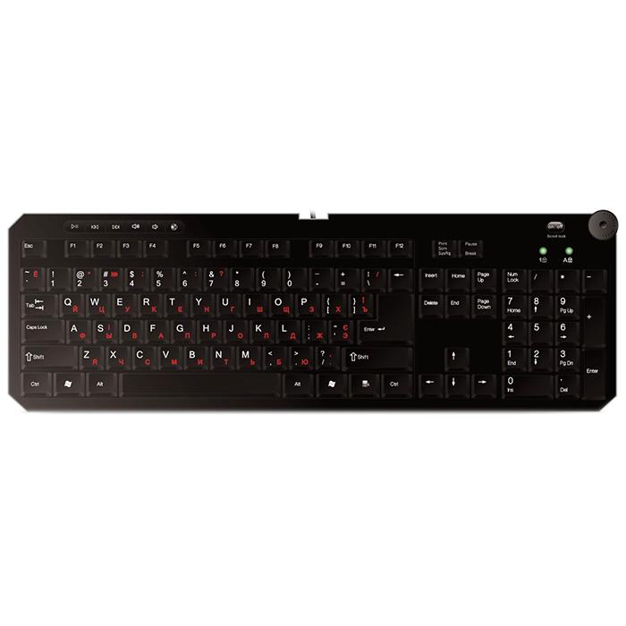 Клавіатура GEMBIRD DLK-001