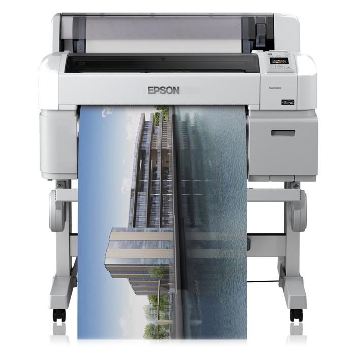 Широкоформатный принтер EPSON SureColor SC-T3000