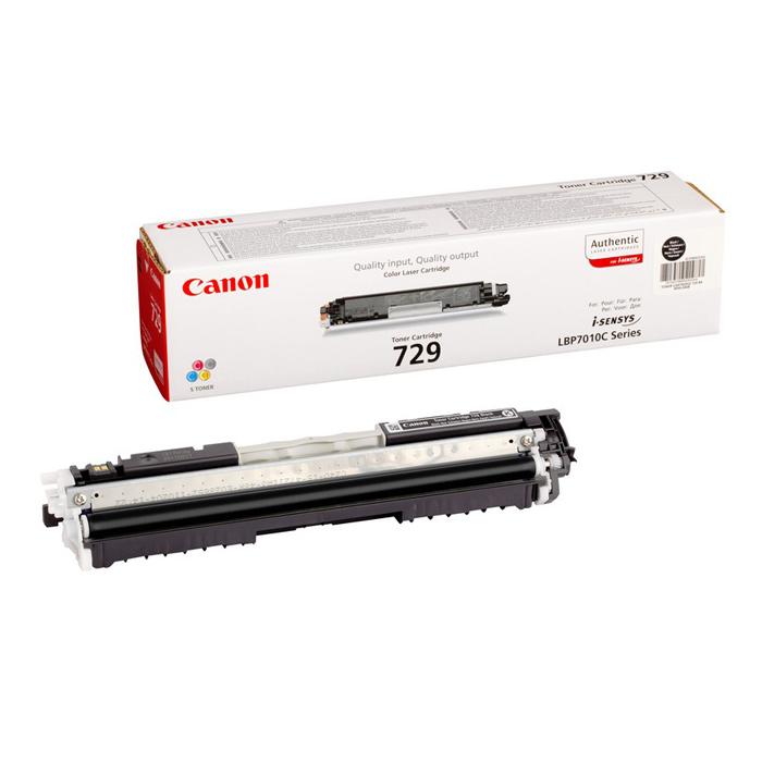 Тонер-картридж CANON 729 Black (4370B002)