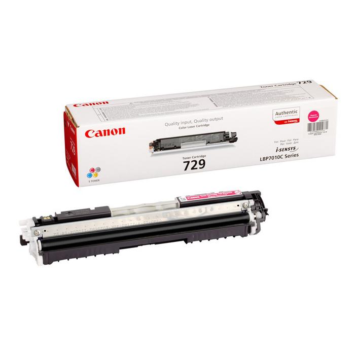 Тонер-картридж CANON 729 Magenta (4368B002)