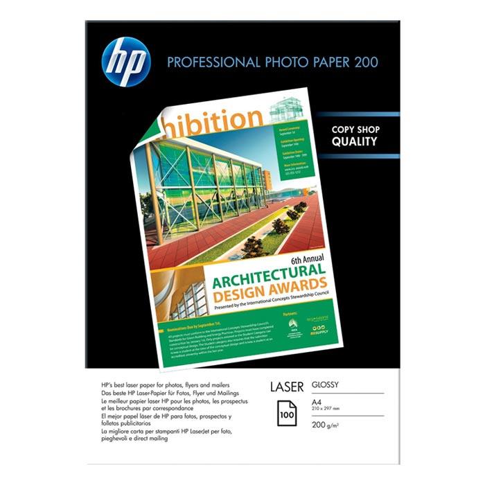 Фотопапір HP Professional A4 200г/м² 100л (CG966A)