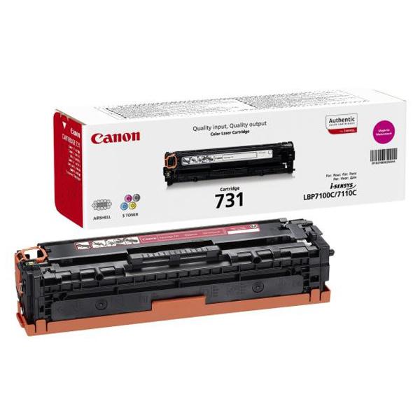 Тонер-картридж CANON 731 Magenta (6270B002)